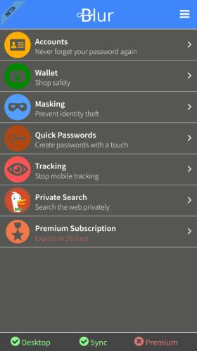 The Vault's App Version