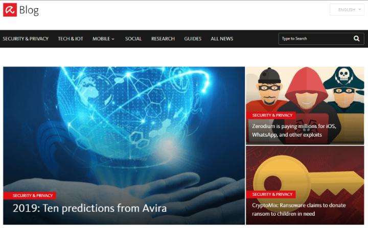 Avira's Blog