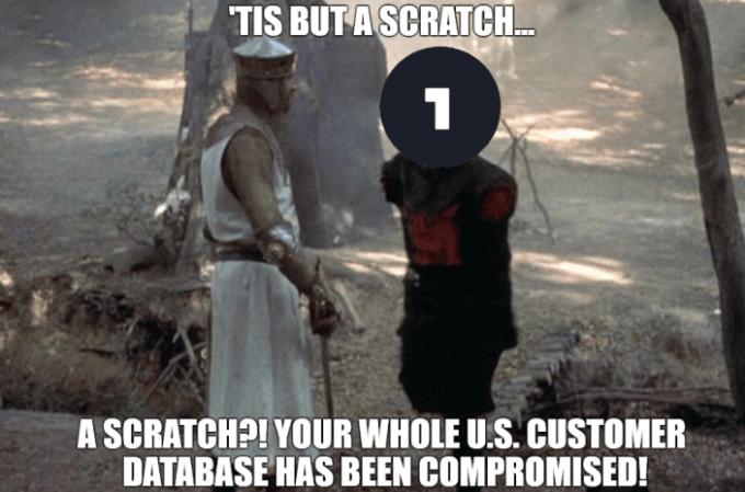 OneLogin Unsatisfactory Data Breach Handling
