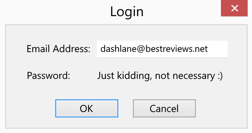 Password-less Concept