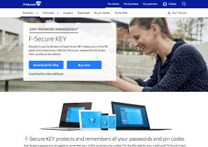 Visit F-Secure KEY