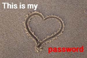 Heartbeat password