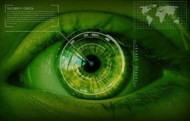 Working Principle of Iris Scanners