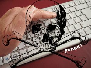 Keyboard sniffing